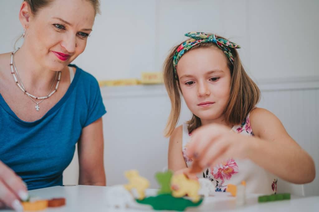 Logopädische Therapie für Kinder - Sprachfabrik Andrea Dominiak